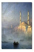 Светящиеся картина Startonight Город Стамбул Пейзаж Декор стен Дизайн дома Интерьер