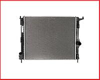 Радиатор охлаждения двигателя -AC 1.4/1.6 QSP Dacia Logan фаза 2, Renault Sandero, Lada Largus