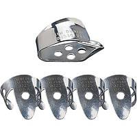 Набор Медиаторов Dunlop 33R015/3040TR Finger and Thumbpicks .015 set