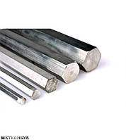 Алюминиевый шестигранник Д16Т 41 мм
