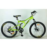 Детский спортивный велосипед Profi  20 дюймов G20DAMPER S20.4