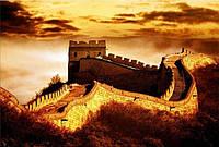Светящиеся картина Startonight Великая Китайская Стена Пейзаж Декор Дизайн Интерьер