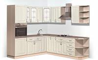 Кухонный гарнитур «ОНИКС МАТОВАЯ» Длина 3.9м, Цена без столешницы, под заказ другой размер.