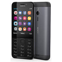 Кнопочный мобильный телефон Nokia 230 2 сим + вакуумные наушники., фото 1