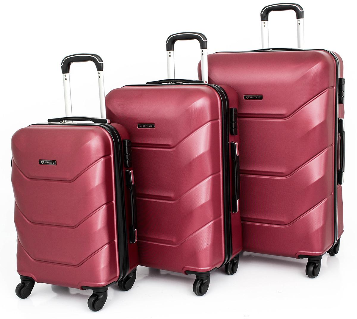 Дорожные чемоданы комплект магазин на улице rogisi рюкзаки купить