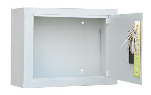 Антивандальный ящик (дверь на петле)