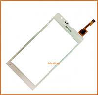 Сенсор (тачскрин) Sony C5302, C5303, M35i, M35h Xperia SP White Original