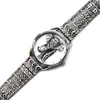 Часы наручные арт Слон орнамент