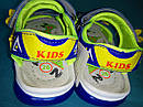 Мигалки! Детские босоножки Led со светящейся подошвой на мальчика, девочку, Размер 29, 30 Супер Хит!, фото 10