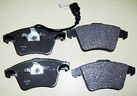 Оригинальные передние колодки VW TRANSPORTER T5 Multivan