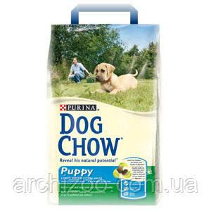 Dog Chow Puppy для щенков с курицей, фото 2