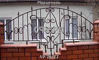 Забор «Болгарский Узор»