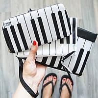 Клатч Пианино Клавиши