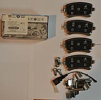 Оригинальные задние колодки VW TRANSPORTER T5 Multivan