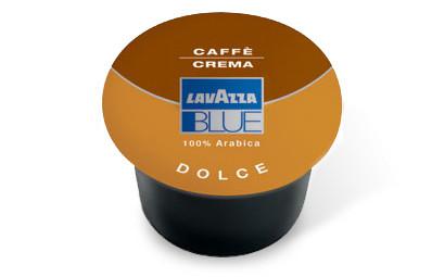 Кофе в капсулах Lavazza Blue Caffe Crema Dolce 100 шт (от 2 шт скидка!)