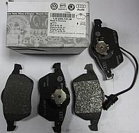 Оригинальные передние колодки VW GOLF IV, AUDI A3, AUDI TT
