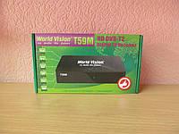 World Vision T59M цифровой эфирный тюнер Т2 , фото 1