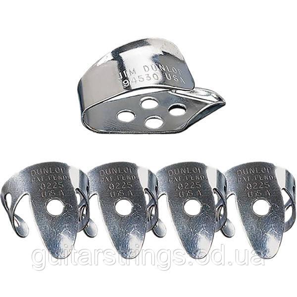 Набор Медиаторов Dunlop 33R0225/3040TR Finger and Thumbpicks .0225 set
