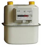 Газовый счетчик ITRON GALLUS 2000 G 4 бытовой мембранный