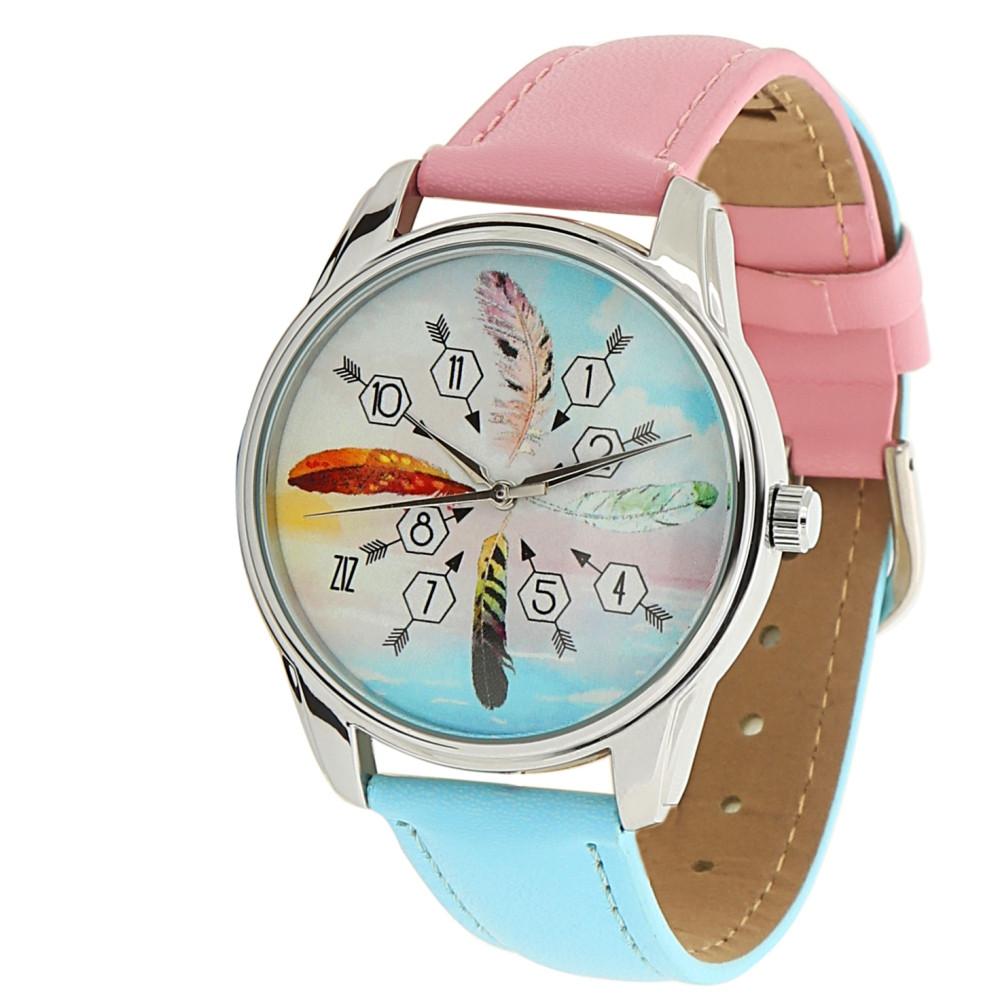 Часы наручные Перья