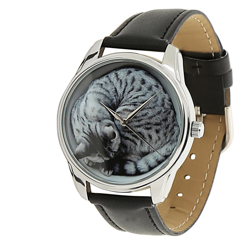 Часы наручные Кот