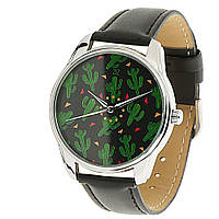 Часы наручные Кактусы