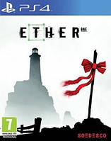 Игра Ether One Limited Steel Book Edition (PS4)