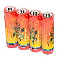 Батарейка АА X-DIGITAL Longlife R6, трей, 1x4шт.