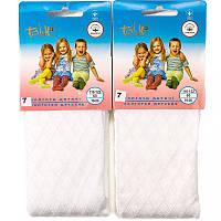 Колготы хлопковые детские х/б Арт. T107 (6 пар в упаковке)