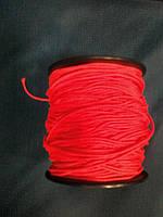 """Верёвка """"Крокус"""" диаметром 2мм оранжевая"""