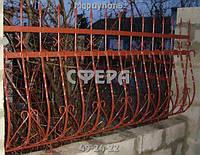 Забор «Кленовый Сироп»