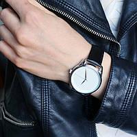 Часы наручные Минимализм черный