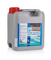 Химия для бассейна PG chemicals,PG-46 Коагулянт для очищения воды 5 л