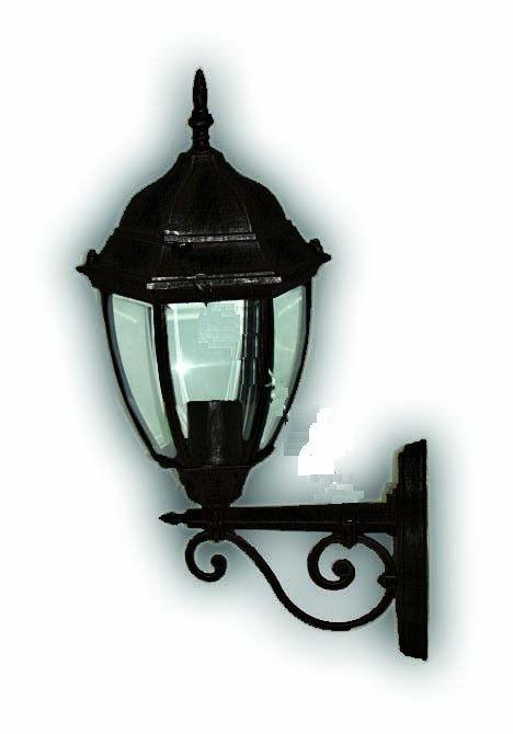 Уличный светильник настенный Lemanso PL6660 черный