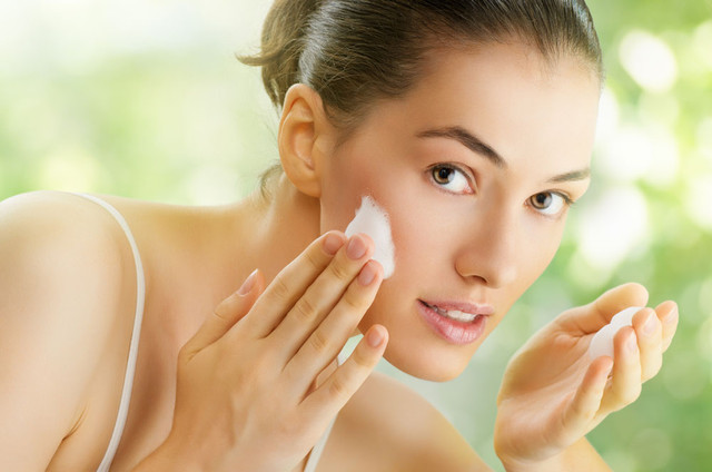 Очистка кожи лица
