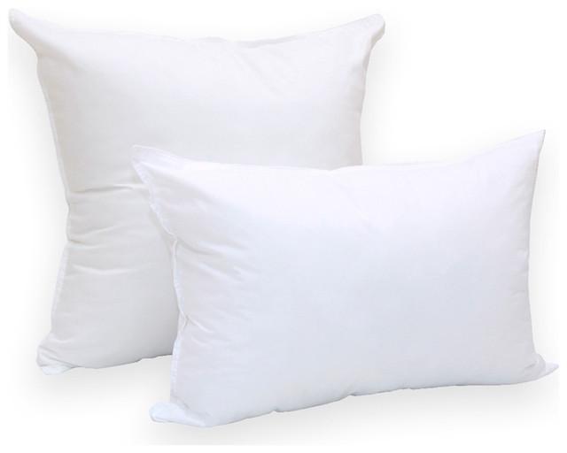Подушки холлофайбер для гостиниц