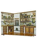 Румбокс для коллекционного набора мебели Кухня 291-4 Умная бумага