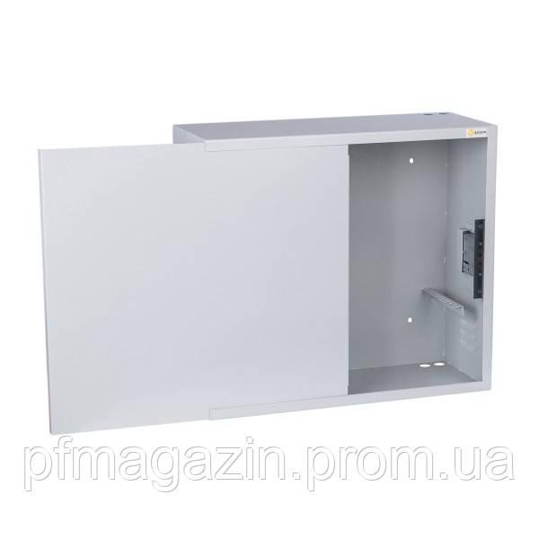 Антивандальный ящик БК-550-1U-С-ПН (ВхШхГ - 500х550х100)