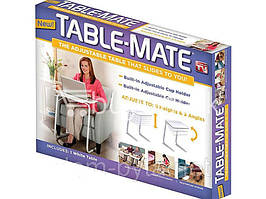 Переносной складной столик Table Mate NEW (стол Тейбл Мейт Нью)