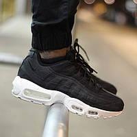 "Nike Air Max 95 ""Black/White"""