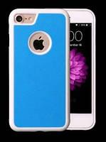 Антигравитационный чехол для iPhone 5\5S\5SE Blue