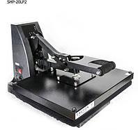 Термопресс планшетный Termostyle SHT-20LP2 повышенного давления, алюминиевая рама ( размер плиты 400х500 мм)