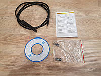 Эндоскоп улучшенный водонепроницаемый USB/miсroUSB 1 метр 5,5мм