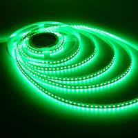 Светодиодная лента SMD3528 9,6W 120 LED/m IP65 зеленый Green