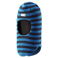 Шапка-шлем детская LASSIE 718694 синяя, Размер S