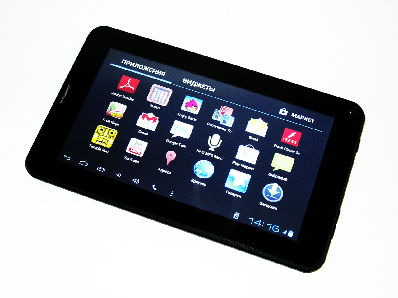 "Планшет-телефон Samsung EX-152/153 7"" Galaxy Tab Exellent - 1sim"