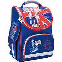 Рюкзак Kite школьный каркасный ранец Winx fairy