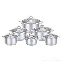 Набор посуды Bohmann BH-1212PS (12 предметов)