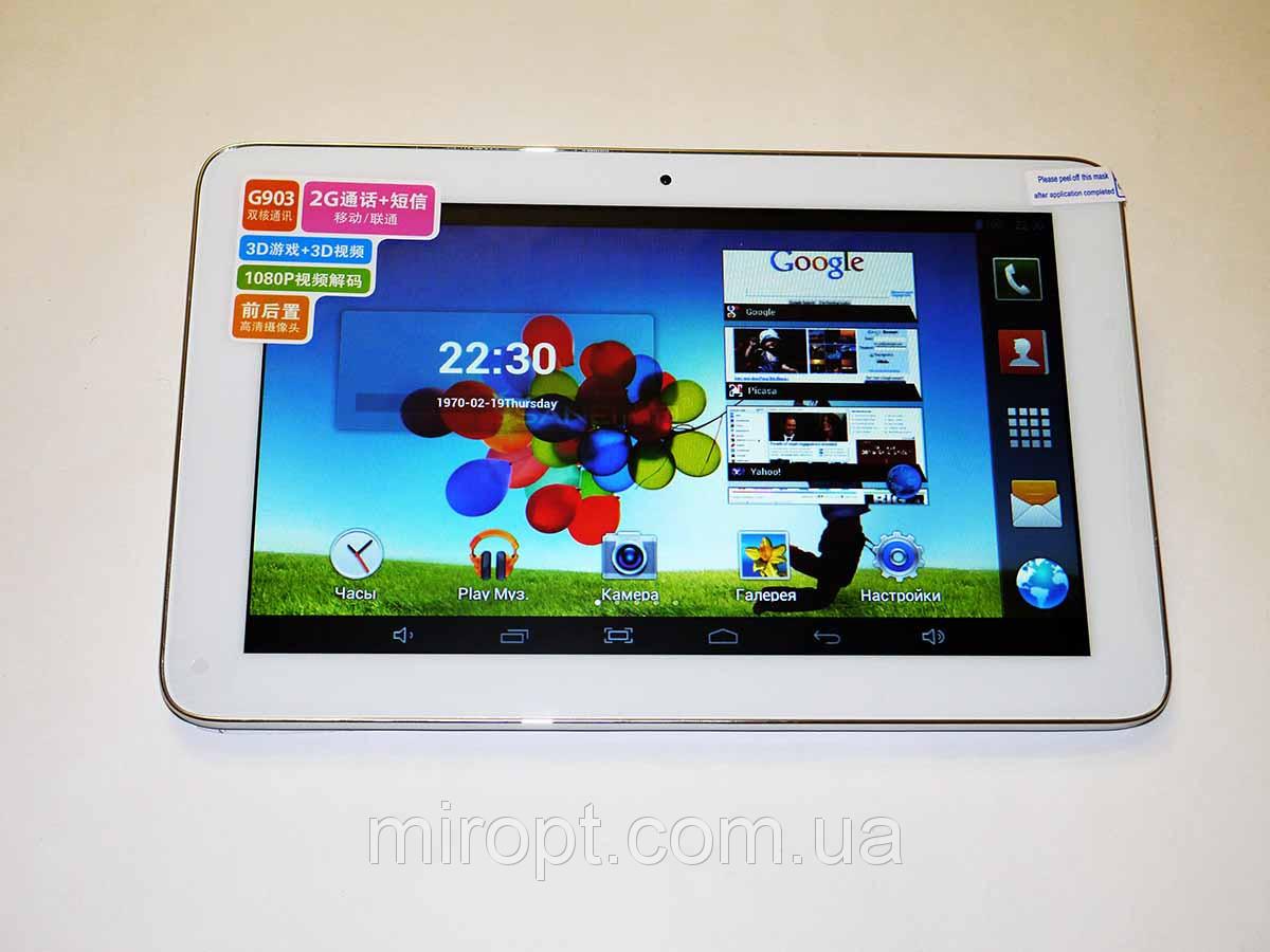 Планшет Sanei G903  - Dual Core 2G Phone Tablet PC w/ Allwinner A23 9 Inch 512MB+8GB Android 4.2 OTG WiFi