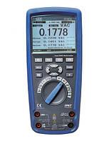 DT-9979 CEM Мультиметр True RMS  Постоянное напряжение 1000В Постоянный Ток 10А Сопротивление 50MΩ Темп:1000°С